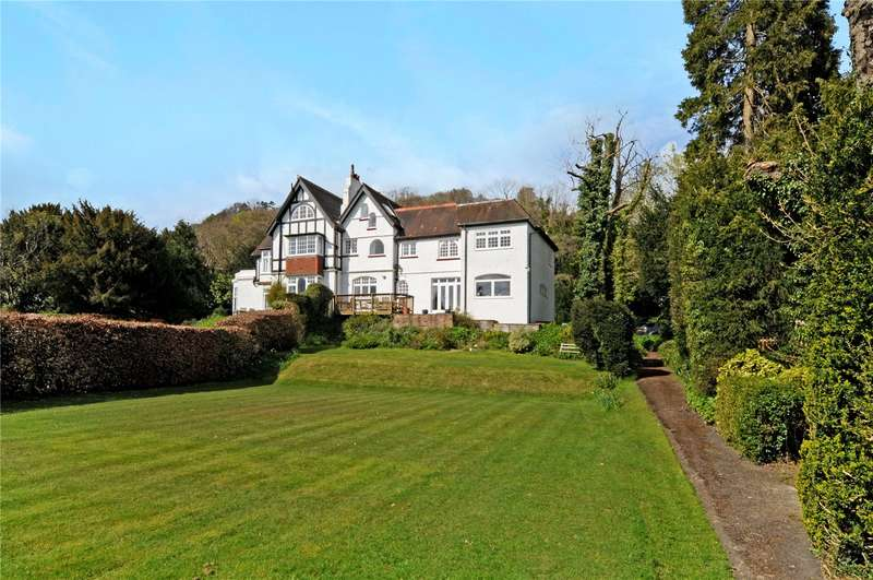 6 Bedrooms Semi Detached House for sale in Underhill Park Road, Reigate, Surrey, RH2