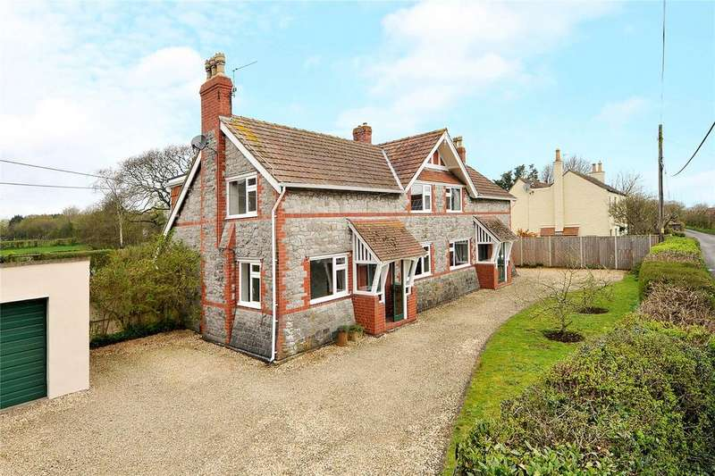 4 Bedrooms Detached House for sale in Says Lane, Langford, Bristol, BS40