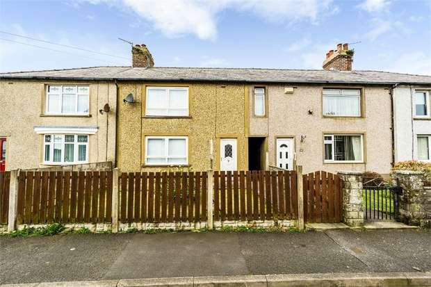 3 Bedrooms Terraced House for sale in Central Road, Whitehaven, Cumbria