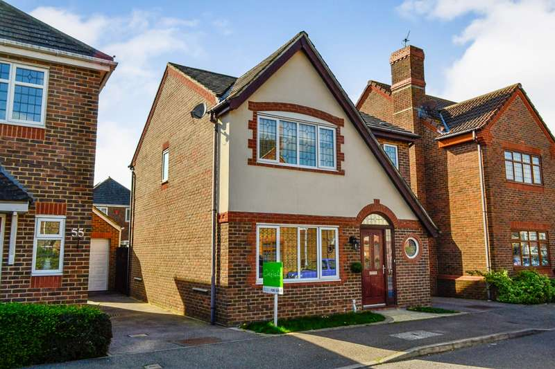 3 Bedrooms House for sale in Hornbeam Avenue, Bexhill-On-Sea, TN39