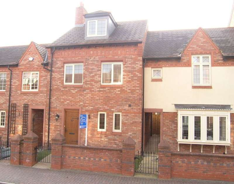 3 Bedrooms Mews House for sale in Butts Green, Kingswood, Warrington