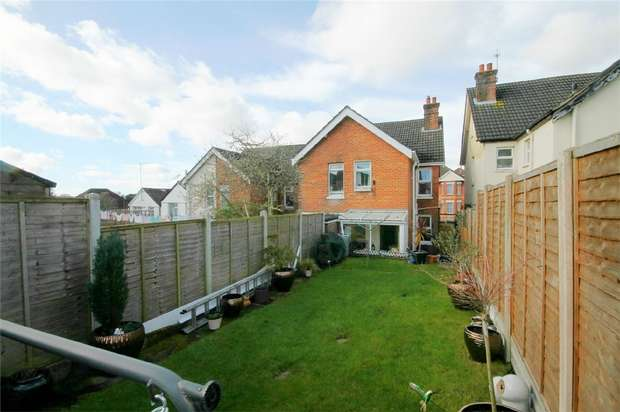 3 Bedrooms Semi Detached House for sale in Lower Parkstone, Poole, Dorset