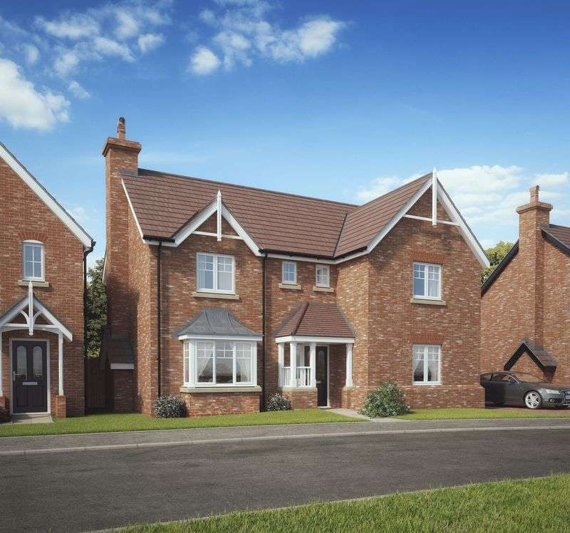4 Bedrooms Detached House for sale in Plot 3, Kings Vale, Baschurch