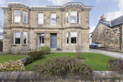 5 Bedrooms Semi Detached House for sale in Rennie Street, Falkirk