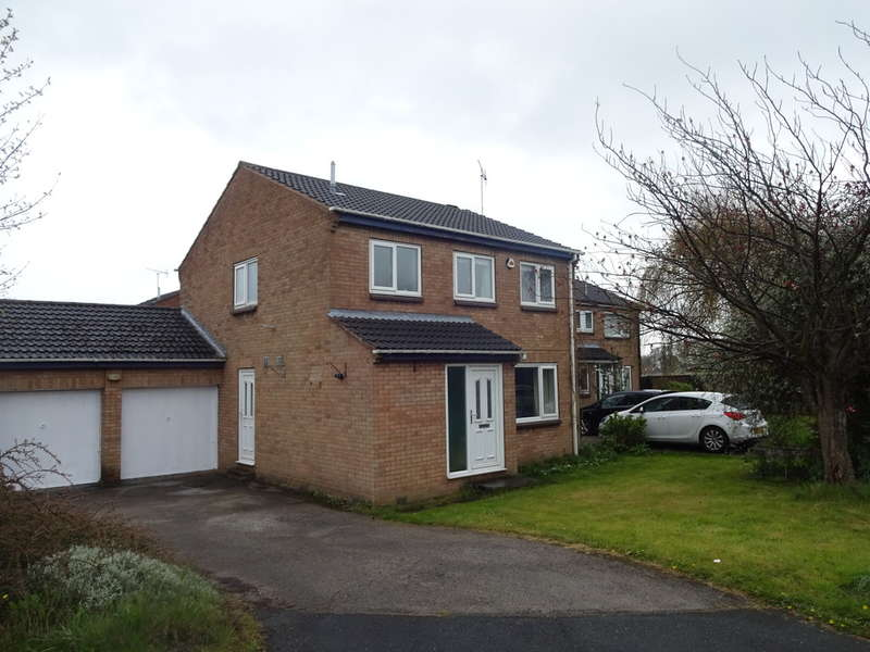 4 Bedrooms Detached House for sale in Bonington Rise, Maltby