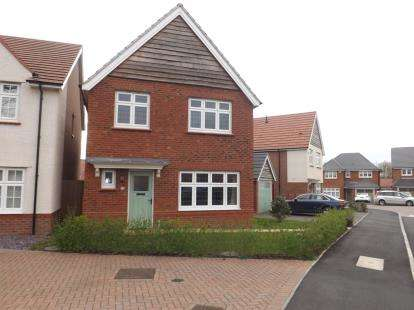 3 Bedrooms House for sale in Turntable Avenue, Aston Fields, Bromsgrove, Worcestershire