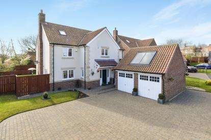 5 Bedrooms Detached House for sale in Willow Bridge Close, Carlton, Stockton-on-Tees, Durham