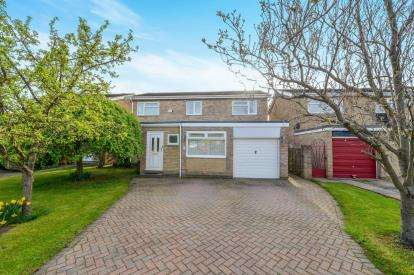 4 Bedrooms Detached House for sale in Goulton Close, Yarm, Stockton On Tees