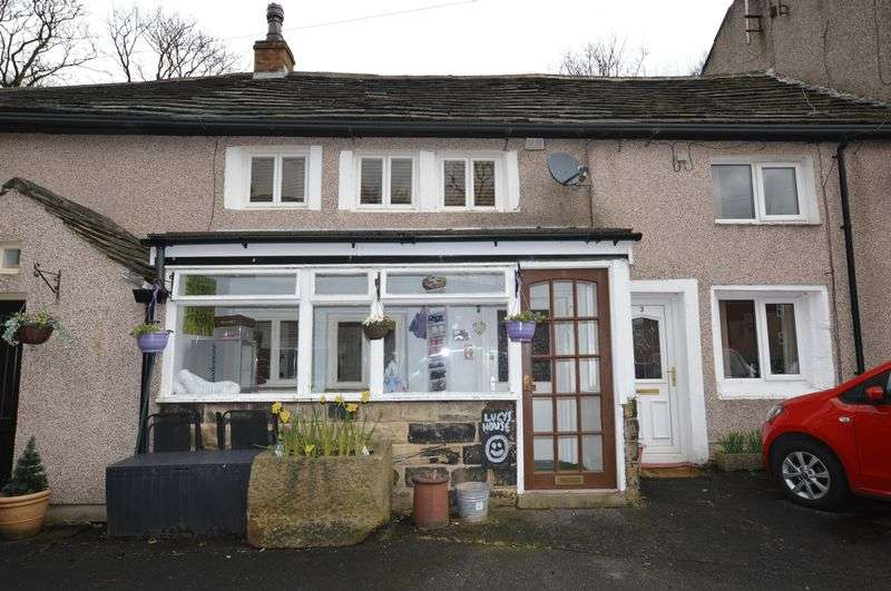 2 Bedrooms Terraced House for sale in Hurstead Cottages, Rochdale