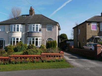 3 Bedrooms Semi Detached House for sale in Pleckgate Road, Blackburn, Lancashire