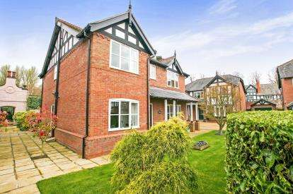 6 Bedrooms Detached House for sale in The Walled Garden, Bostock Hall, Bostock Road, Middlewich