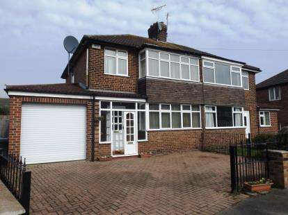 3 Bedrooms Semi Detached House for sale in Alwyn Gardens, Upton, Chester, Cheshire, CH2