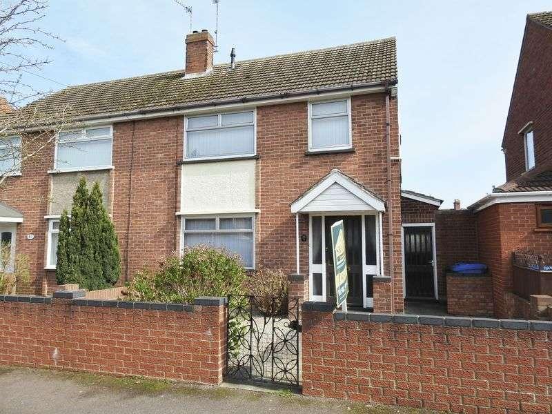 3 Bedrooms Semi Detached House for sale in Newark Road, Lowestoft