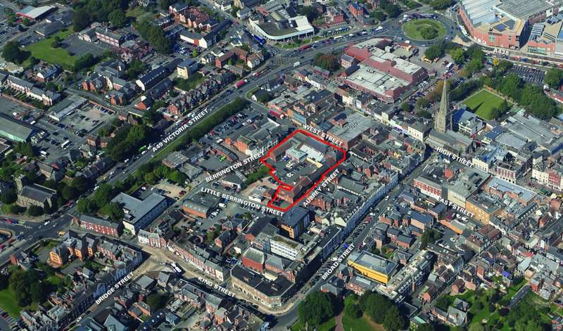 Property for sale in Retail development opportunity, Hereford, Hereford, Herefordshire, HR4 0BU