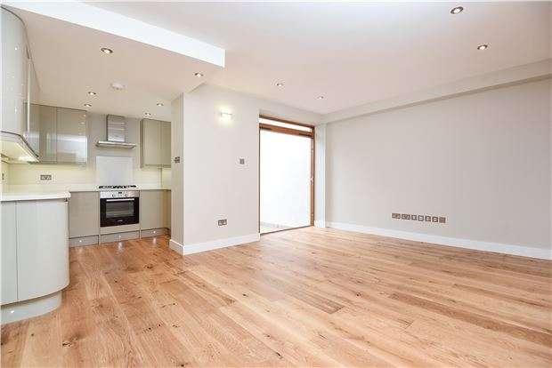 1 Bedroom Maisonette Flat for sale in Fernlea Road, LONDON, SW12