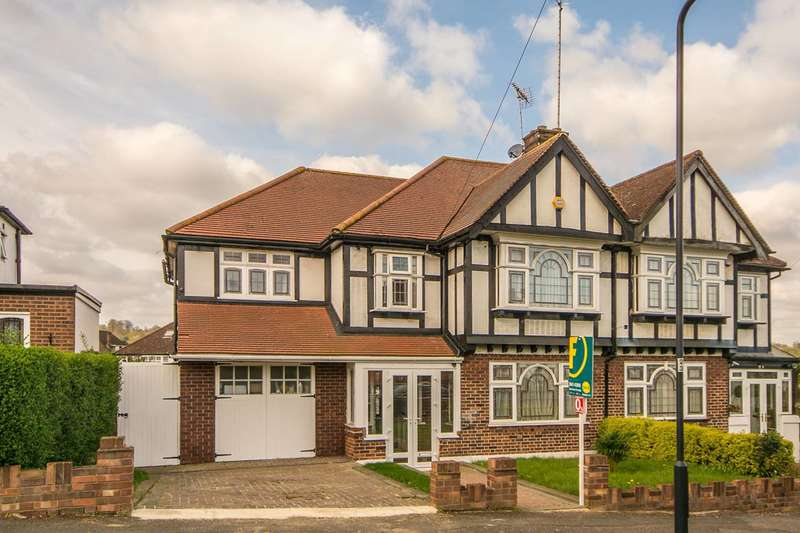 5 Bedrooms House for sale in Pasture Road, North Wembley, HA0