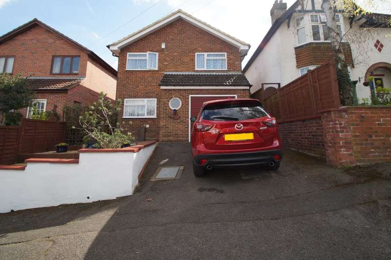 4 Bedrooms Detached House for sale in Manorville Road, Manor Estate, Hemel Hempstead