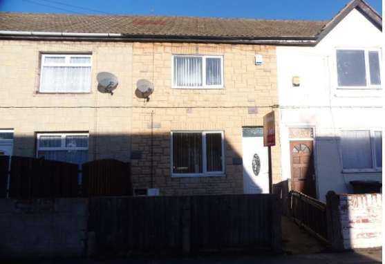 3 Bedrooms Terraced House for sale in Staveley Street