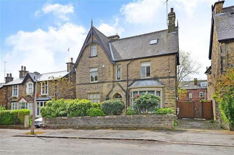 5 Bedrooms Detached House for sale in 71, Crescent Road, Nether Edge, Sheffield, S7