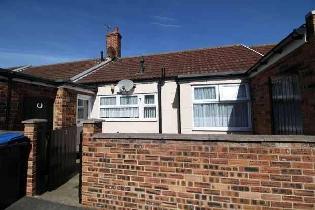 2 Bedrooms Bungalow for sale in Jasper Avenue, Seaham, Durham, SR7 8NQ