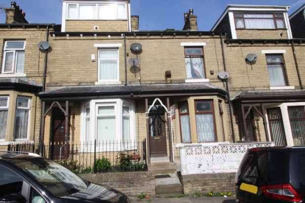 4 Bedrooms Terraced House for sale in Ellercroft Terrace, Bradford, West Riding, BD7 2EQ