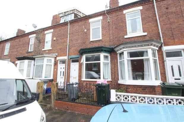 3 Bedrooms Terraced House for sale in Allan Street, Rotherham, South Yorkshire, S65 2AF