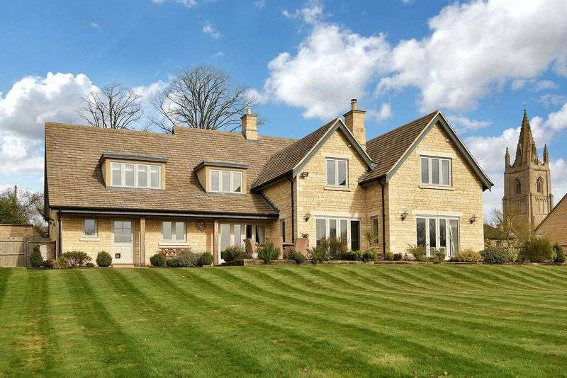5 Bedrooms Detached House for sale in Audit Hall Road, Empingham