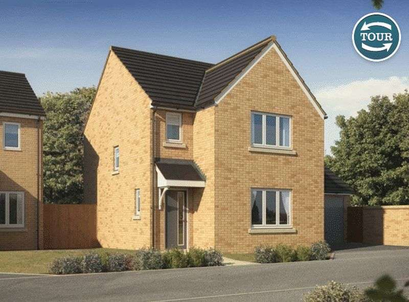 3 Bedrooms Detached House for sale in Hill Barton Vale, Exeter