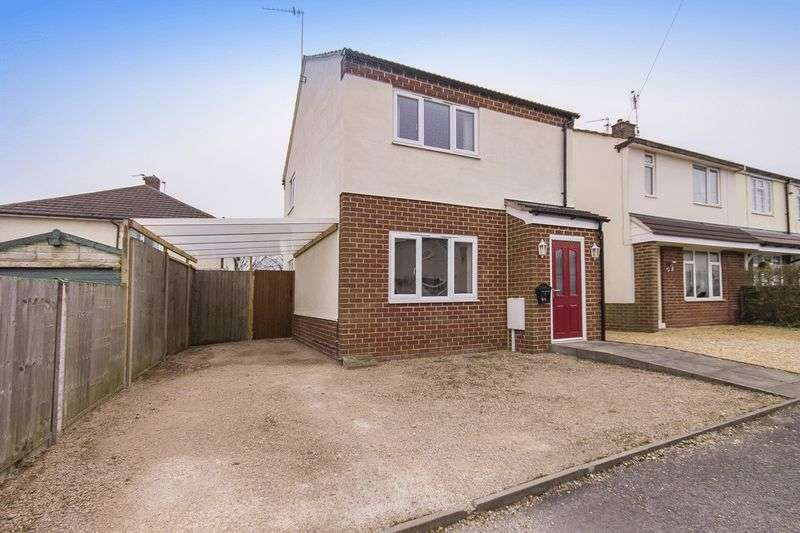 2 Bedrooms Detached House for sale in FULHAM ROAD, MACKWORTH