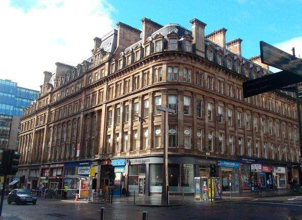 2 Bedrooms Flat for rent in Hope Street, City Centre, Glasgow