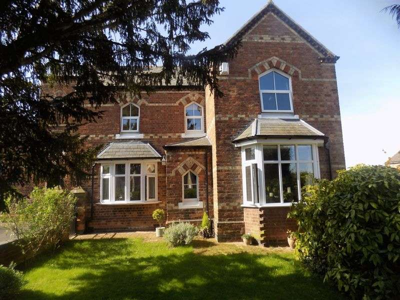 3 Bedrooms Detached House for sale in High Street, Misterton