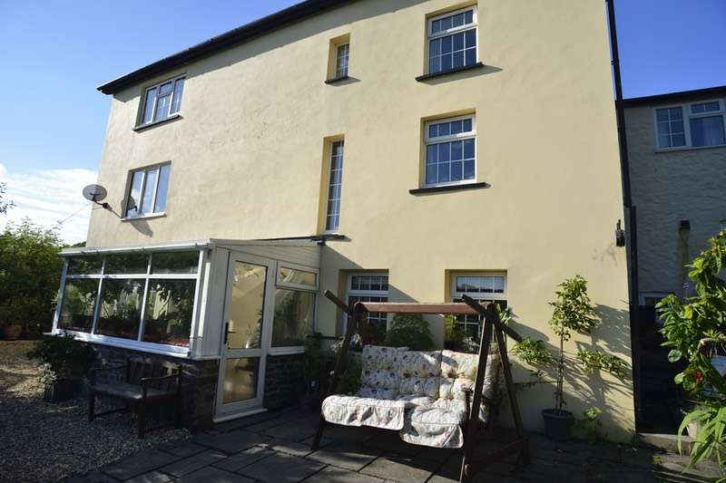 4 Bedrooms Detached House for sale in cwrtnewydd, Llanybydder, Ceredigion, SA40