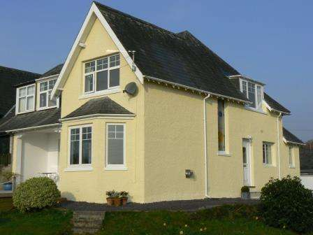 4 Bedrooms Semi Detached House for sale in Bryn Heulog, Borth Y Gest LL49