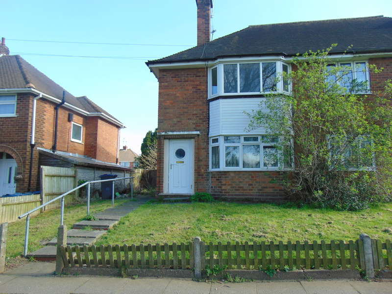 1 Bedroom Maisonette Flat for sale in Brandwood Park Road, Kings Heath