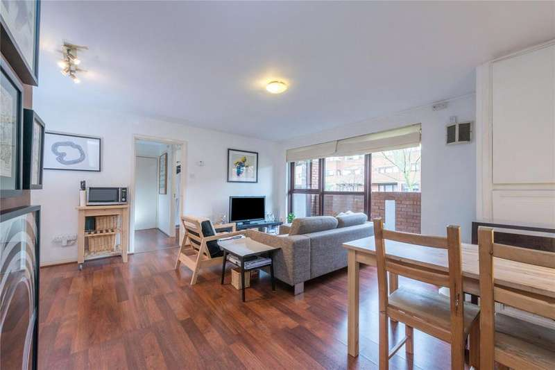 1 Bedroom Flat for sale in Russet Crescent, Holloway, London