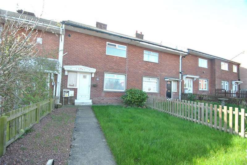 2 Bedrooms Terraced House for sale in Tregoney Avenue, Murton, Co Durham, SR7
