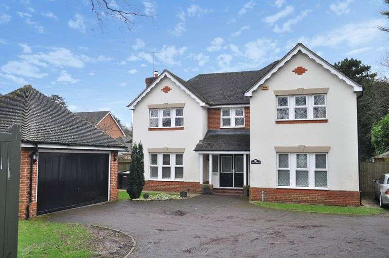 4 Bedrooms Detached House for sale in Leatherhead Road, Leatherhead