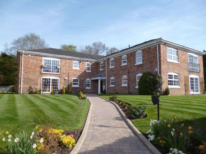 2 Bedrooms Flat for sale in Hilton Road Bramhall