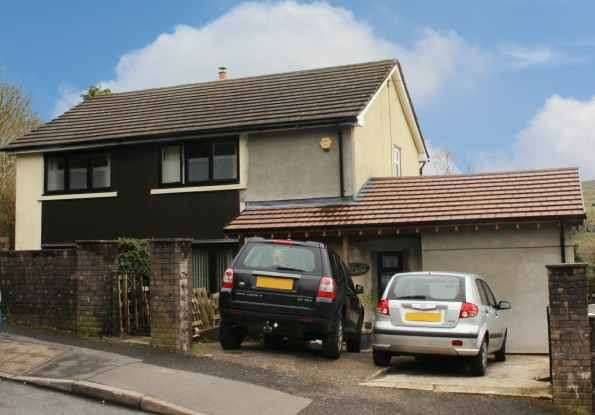 4 Bedrooms Detached House for sale in Drystiog Street, Ebbw Vale, Gwent, NP23 6DF