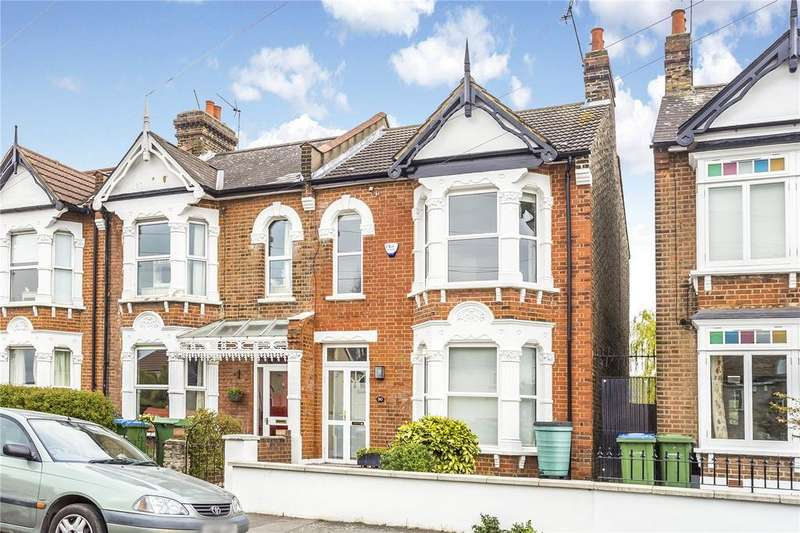 3 Bedrooms End Of Terrace House for sale in Kinveachy Gardens, London, SE7