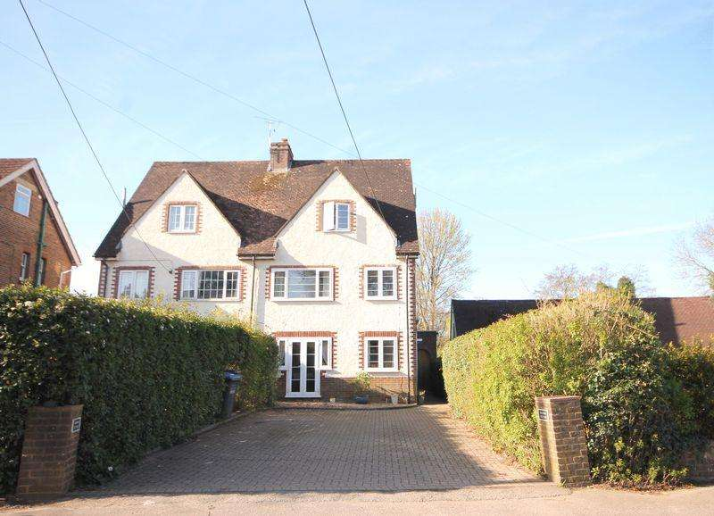 4 Bedrooms Semi Detached House for sale in Scaynes Hill Road, Lindfield, West Sussex