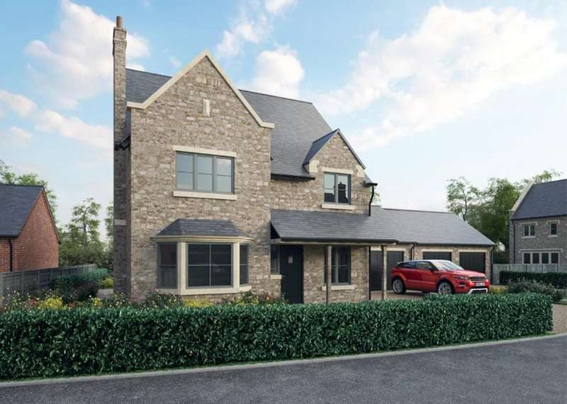 4 Bedrooms Detached House for sale in Windsor House, Farrier's Way, Lighthorne