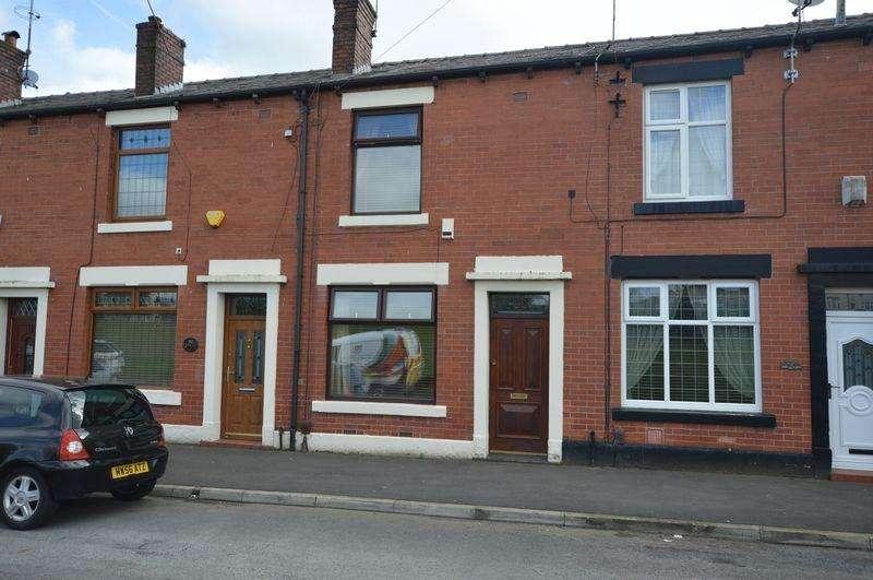 2 Bedrooms Terraced House for sale in Greenbank Road, Rochdale