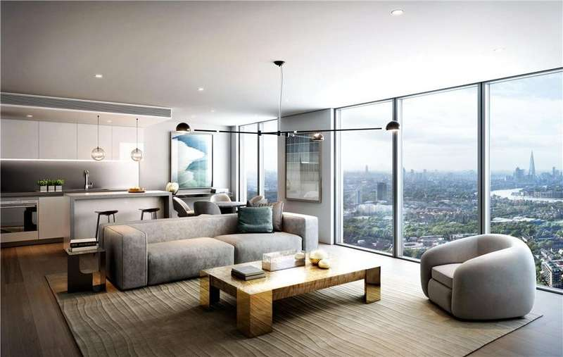 1 Bedroom Flat for sale in Westferry Road, Isle Of Dogs, London, E14