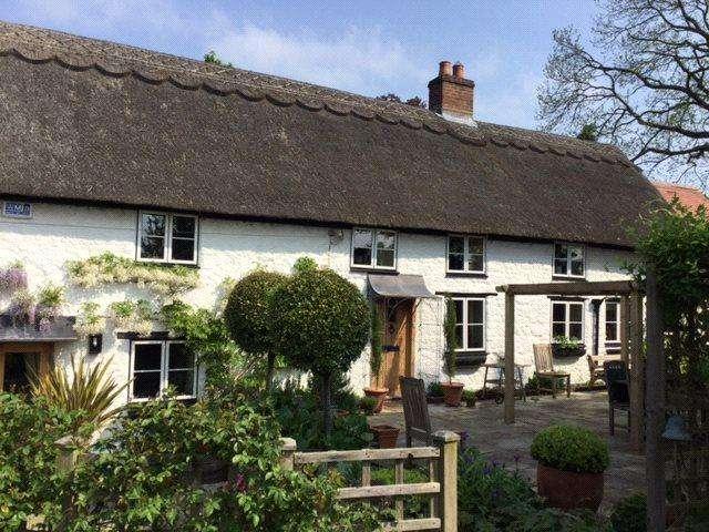 4 Bedrooms Detached House for sale in Zeals, Warminster, Wiltshire, BA12