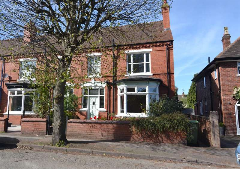 3 Bedrooms End Of Terrace House for sale in St Leonards Avenue, Stafford