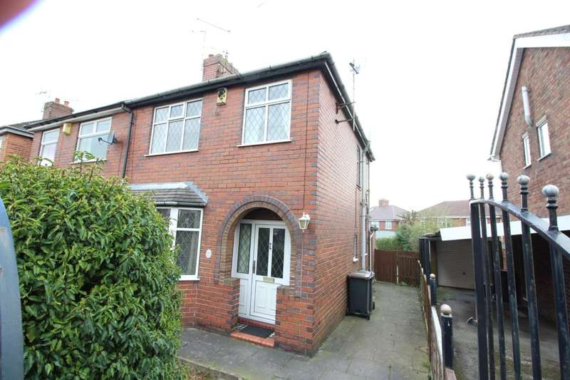 3 Bedrooms Semi Detached House for sale in Marsh Avenue, Newchapel, Stoke-On-Trent, ST7