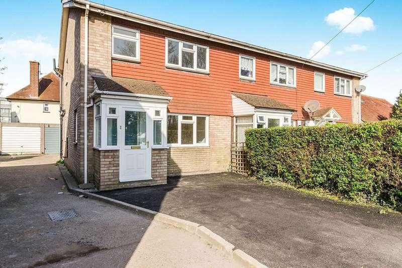 3 Bedrooms Semi Detached House for sale in Beddington Lane, Beddington Village, Croydon, CR0