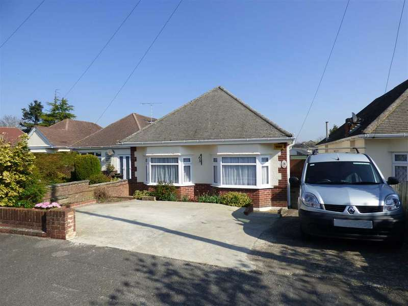 3 Bedrooms Detached Bungalow for sale in NORTHBOURNE - DETACHED BUNGALOW - BASEMENT ROOMS POTENTIAL FOR HOME WORKING