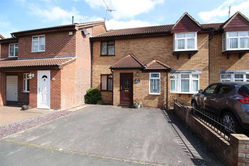 2 Bedrooms Terraced House for sale in Bankfoot, Grays